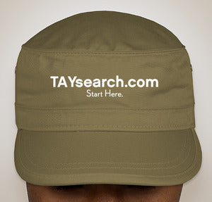 Aloha19 TAYsearch Military Thinking Cap #LimitedEdition