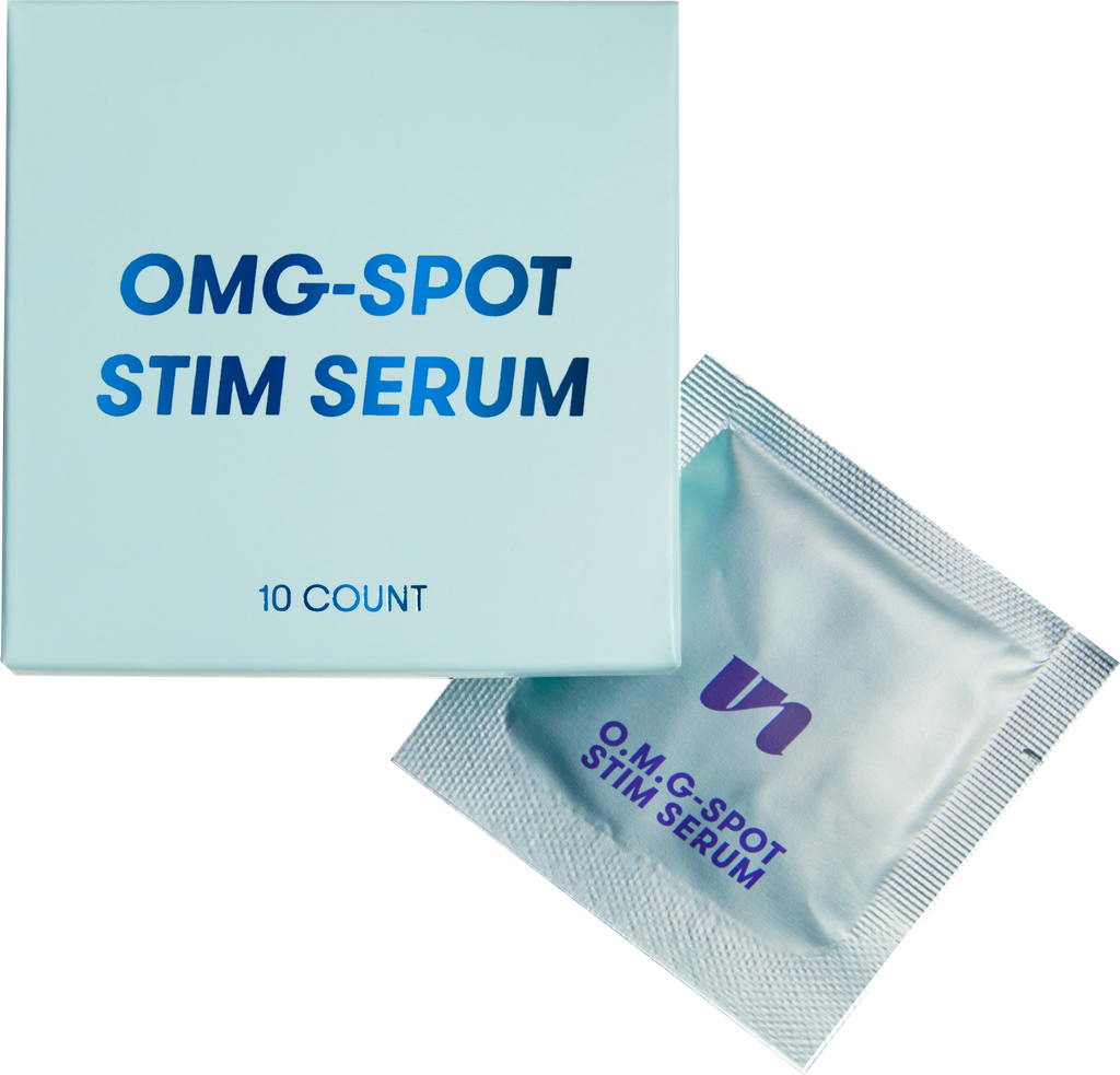OMG Spot Stim Serum (10 Pack)