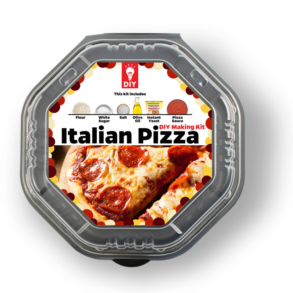 Italian Pizza DIY Making Gift Kit