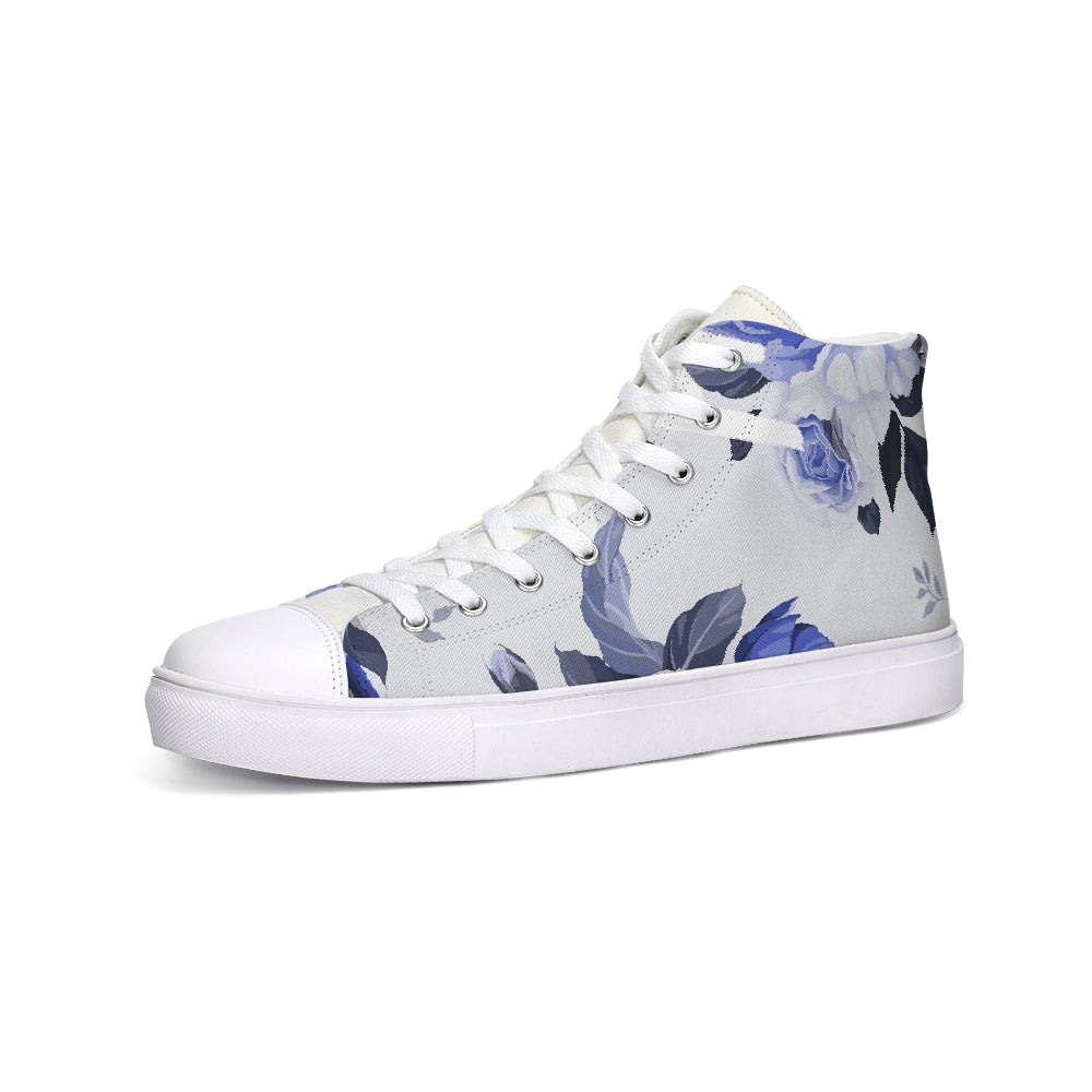 TAYgardens Hightop Canvas Shoe