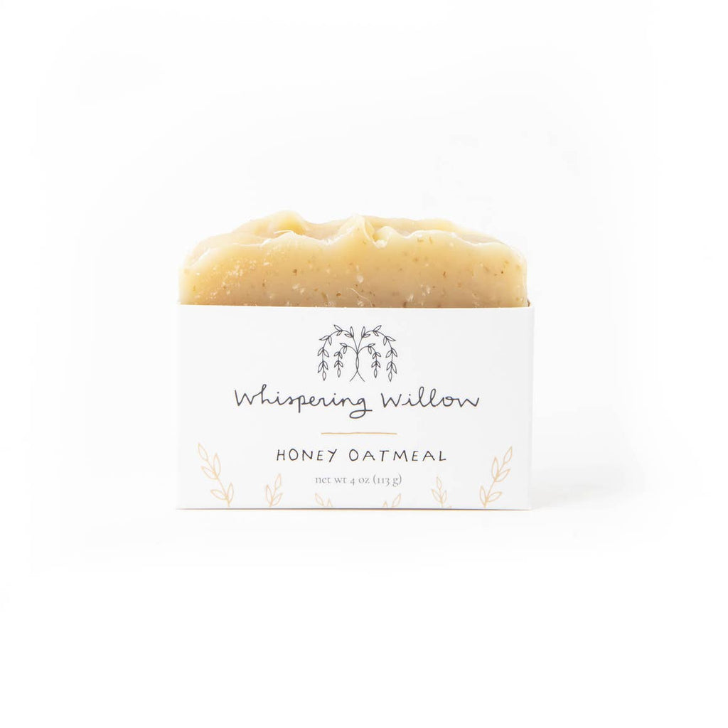 Bar Soap - Honey Oatmeal