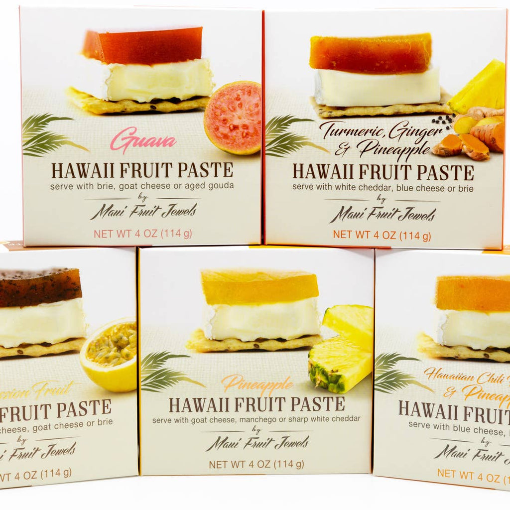 Guava Hawaii Fruit Paste