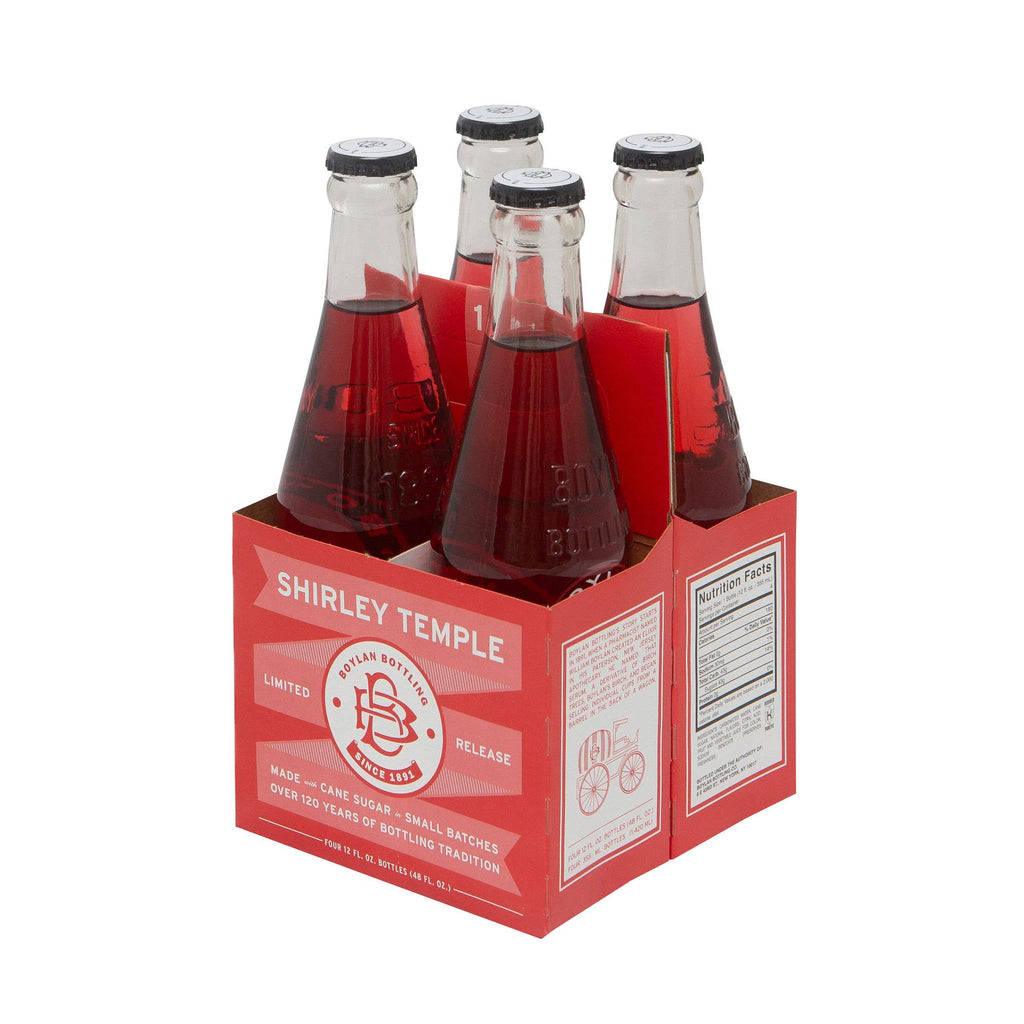 Shirley Temple - 4 Pack