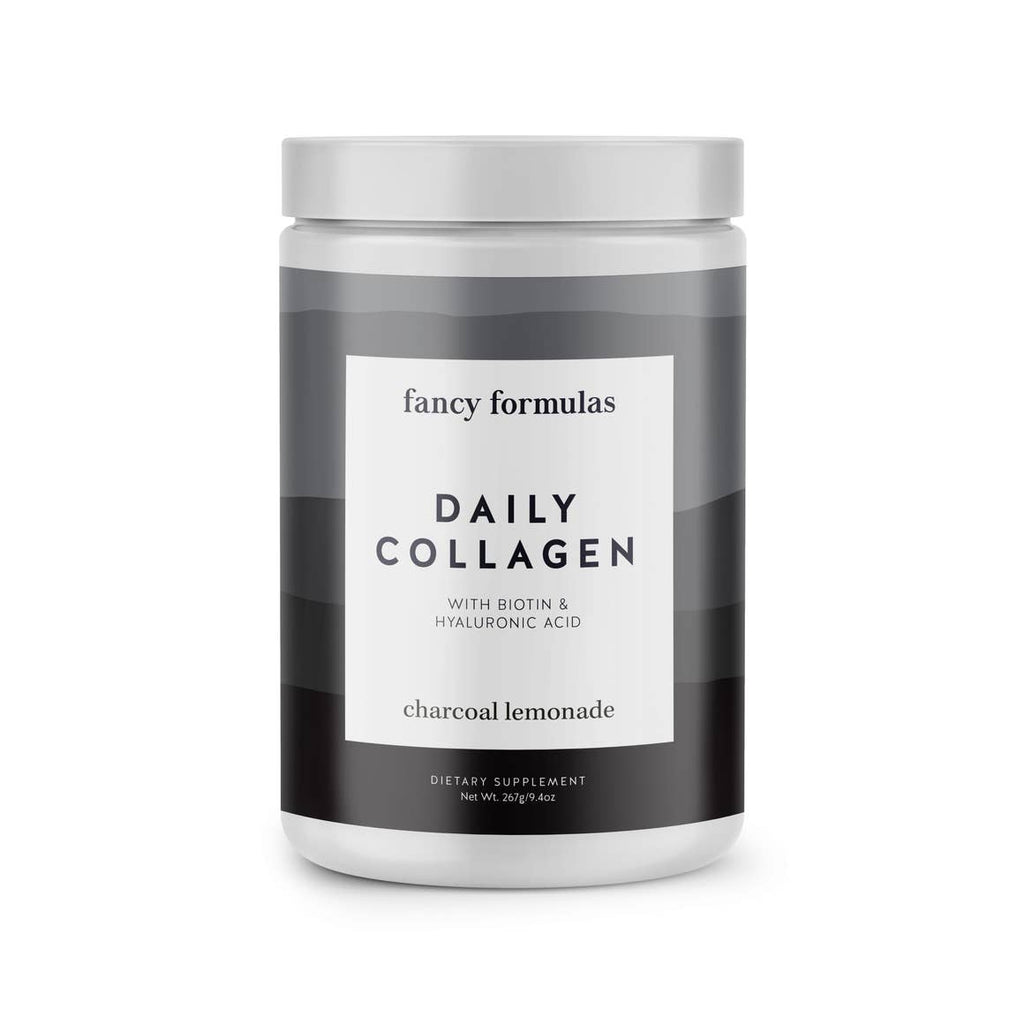 Charcoal Lemonade - Daily Collagen