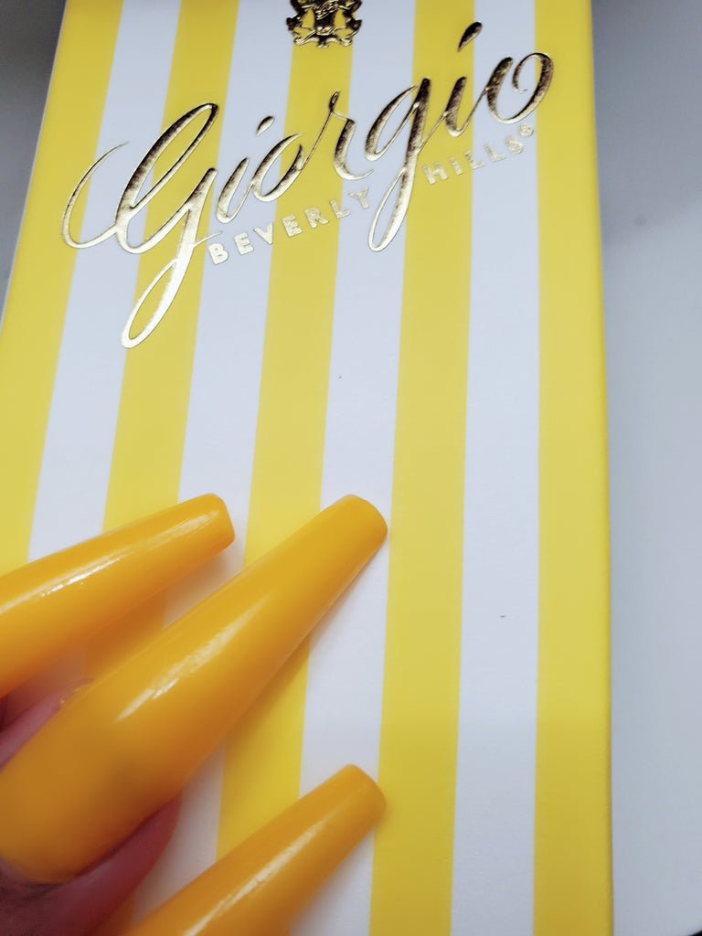 If not you then who yellow TAYsearch Nail Kit