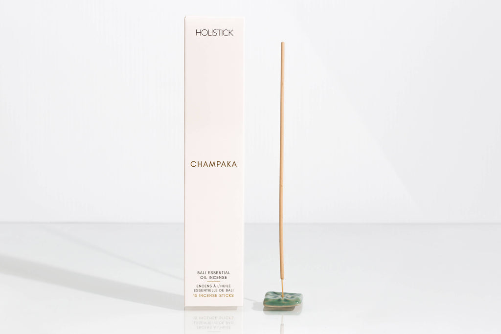 Champaka Essential Oil Incense (Made in Bali)