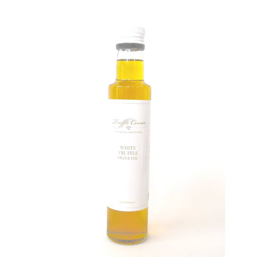 Premium Extra Virgin Olive Oil - White Truffles