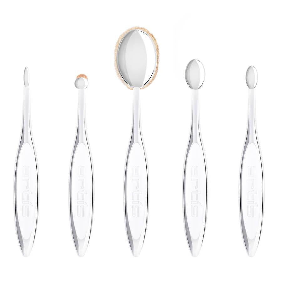 Elite Mirror Brush - Set of 5