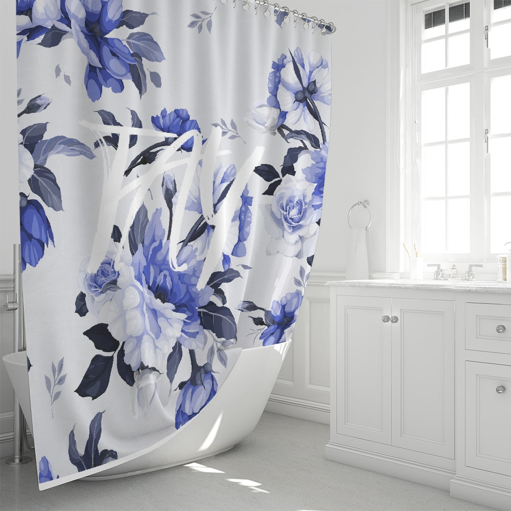 "TAYgardens Shower Curtain 72""x72"""