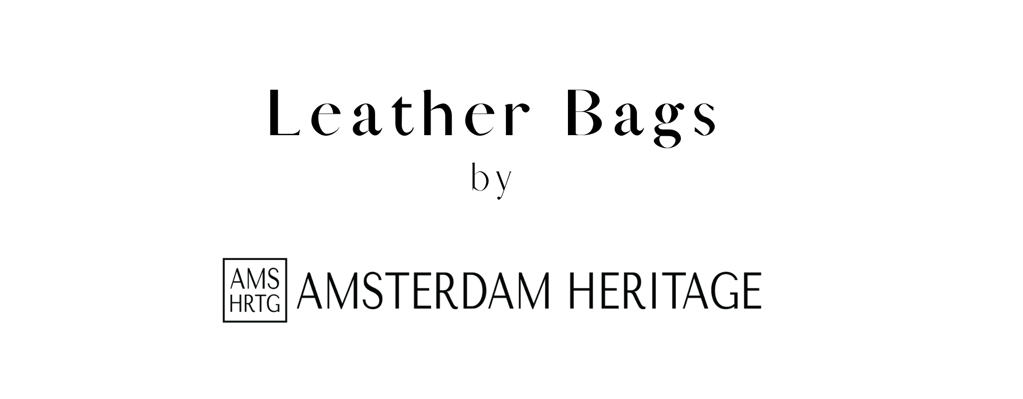 amsterdam heritage leather bags