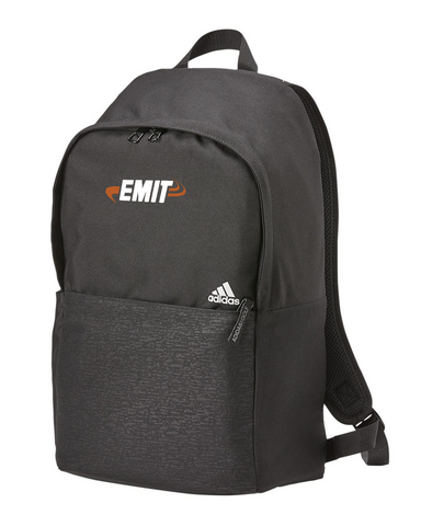 EMIT Adidas Tonal Camo Backpack A305 - Black