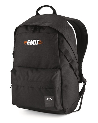 EMIT Oakley Holbrook Backpack 921013ODM - Black