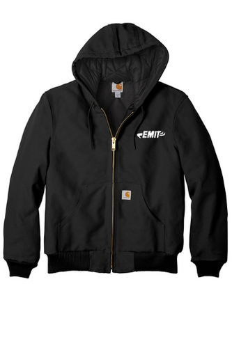 Men's Carhartt Jacket- Black