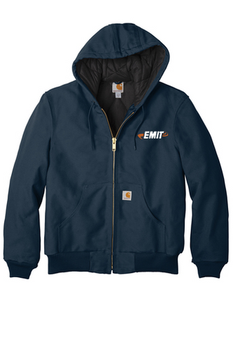 Men's Carhartt Jacket- Blue