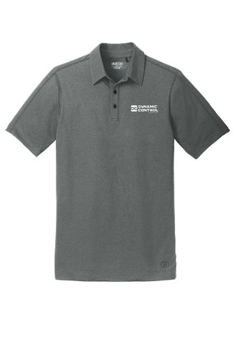 Men's Dynamic Control Polo- Grey