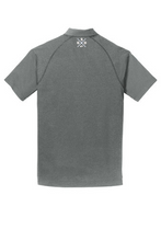 Load image into Gallery viewer, Men's Dynamic Control Polo- Grey