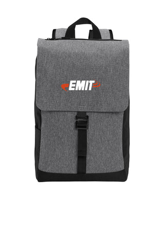 EMIT Access Rucksack BG219 - Heather Grey/Black