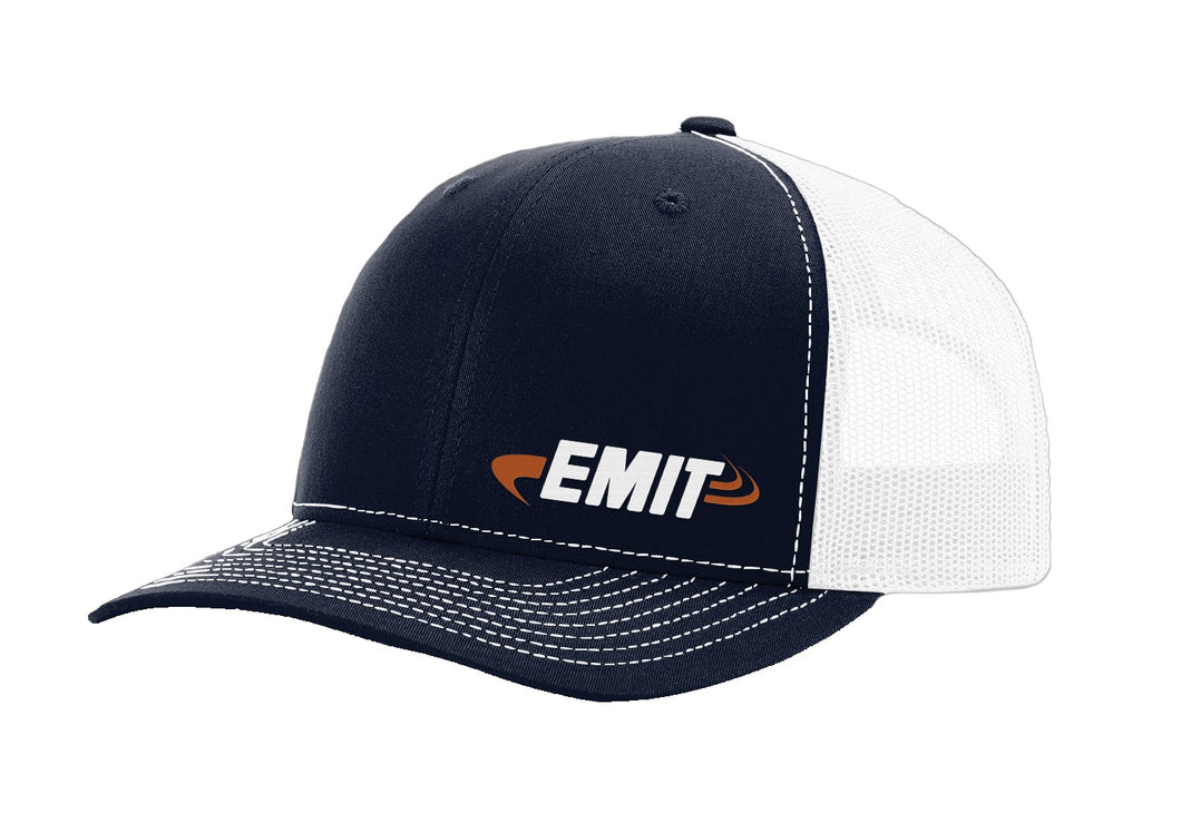 EMIT Mesh Hat- Navy