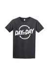Day by Day Men's Softstyle T-Shirt 64000- Dark Heather