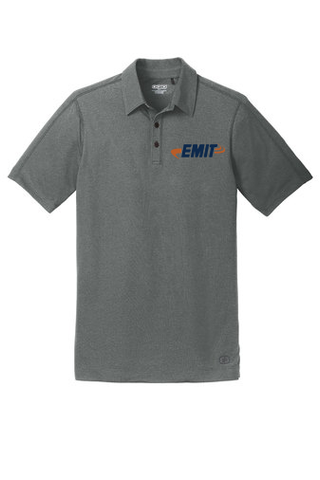 EMIT Men's Ogio ONYX Polo OG126 - Petrol Gray
