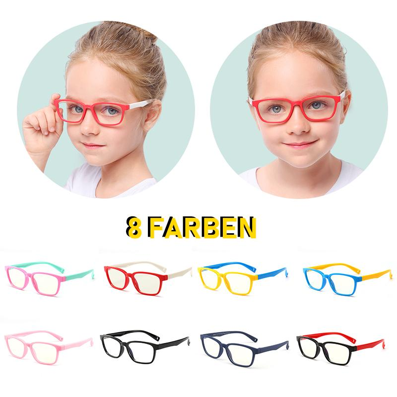 2019 neue Mode Kinder Anti-Blau-Brille