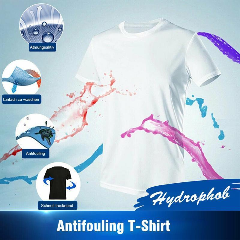 Anti-Fouling wasserdichtes T-Shirt