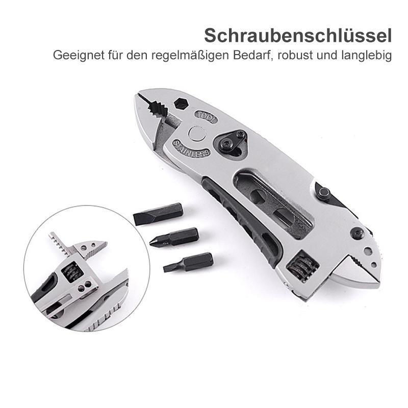 Mini Multifunctional Stainless Steel Construction Tool Set