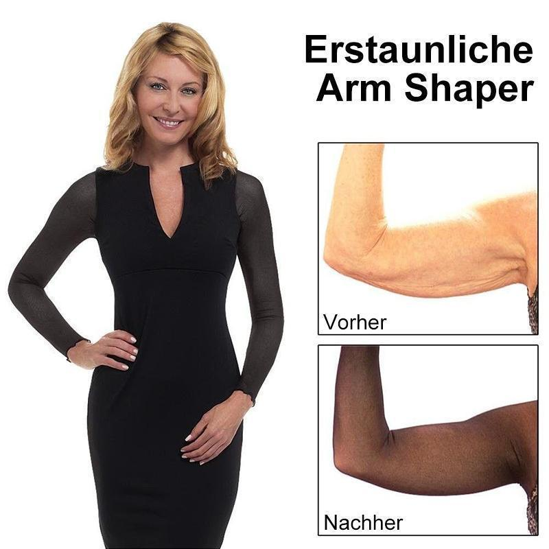Damen Anti-Cellulite Kompression Arm Shaper - hallohaus