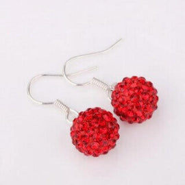 remy-red-shamballa-dangling-earrings