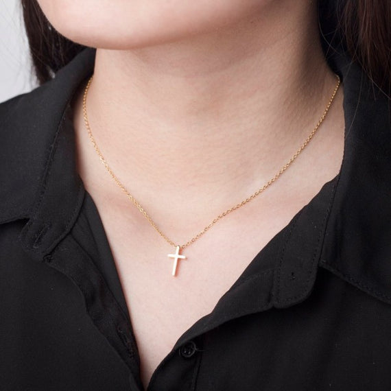luchi-cross-necklace-stainless-steel-gold-plated