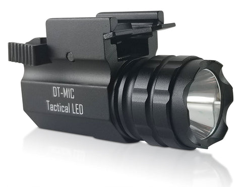 REFURBISHED DefendTek DT-M1C Compact Gun Flashlight