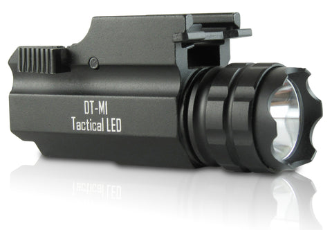 Rechargable Tactical LED Gun Flashlight