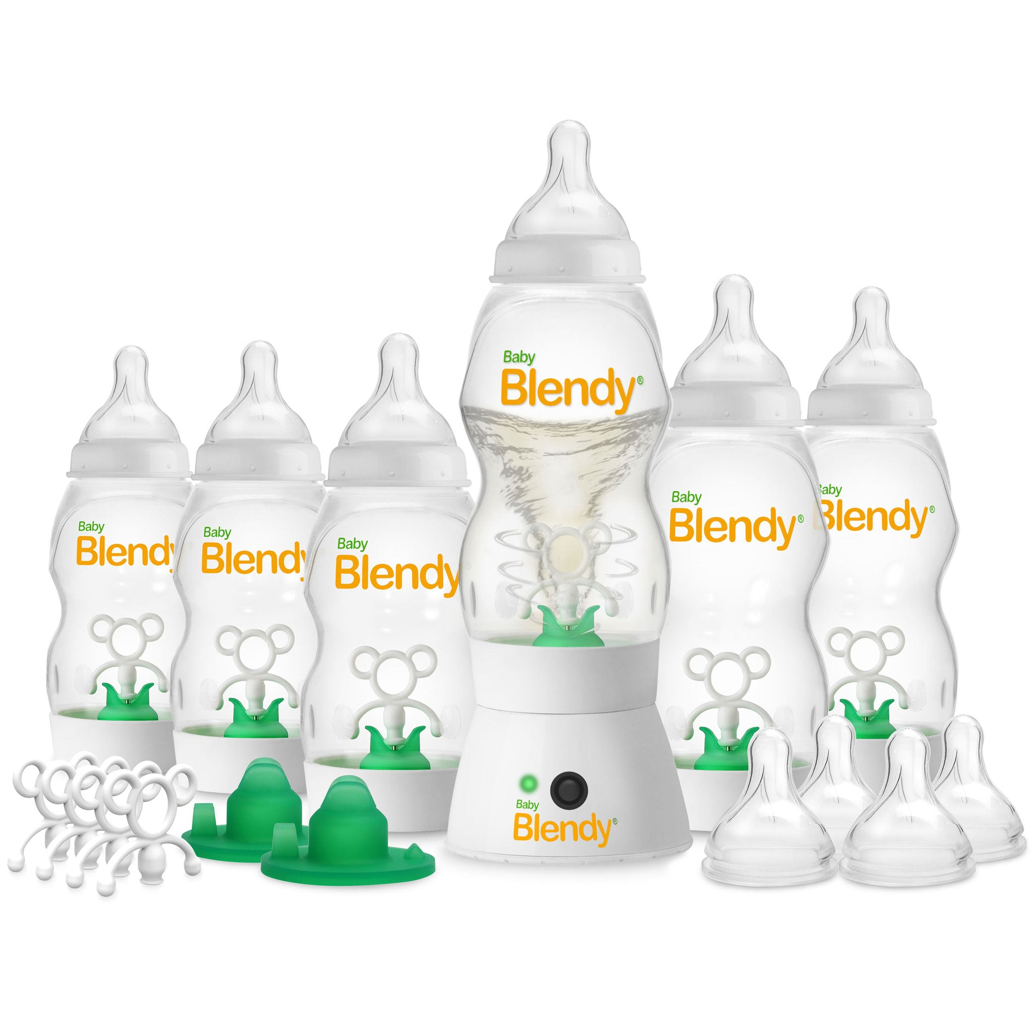 Anti colic baby bottles (6)