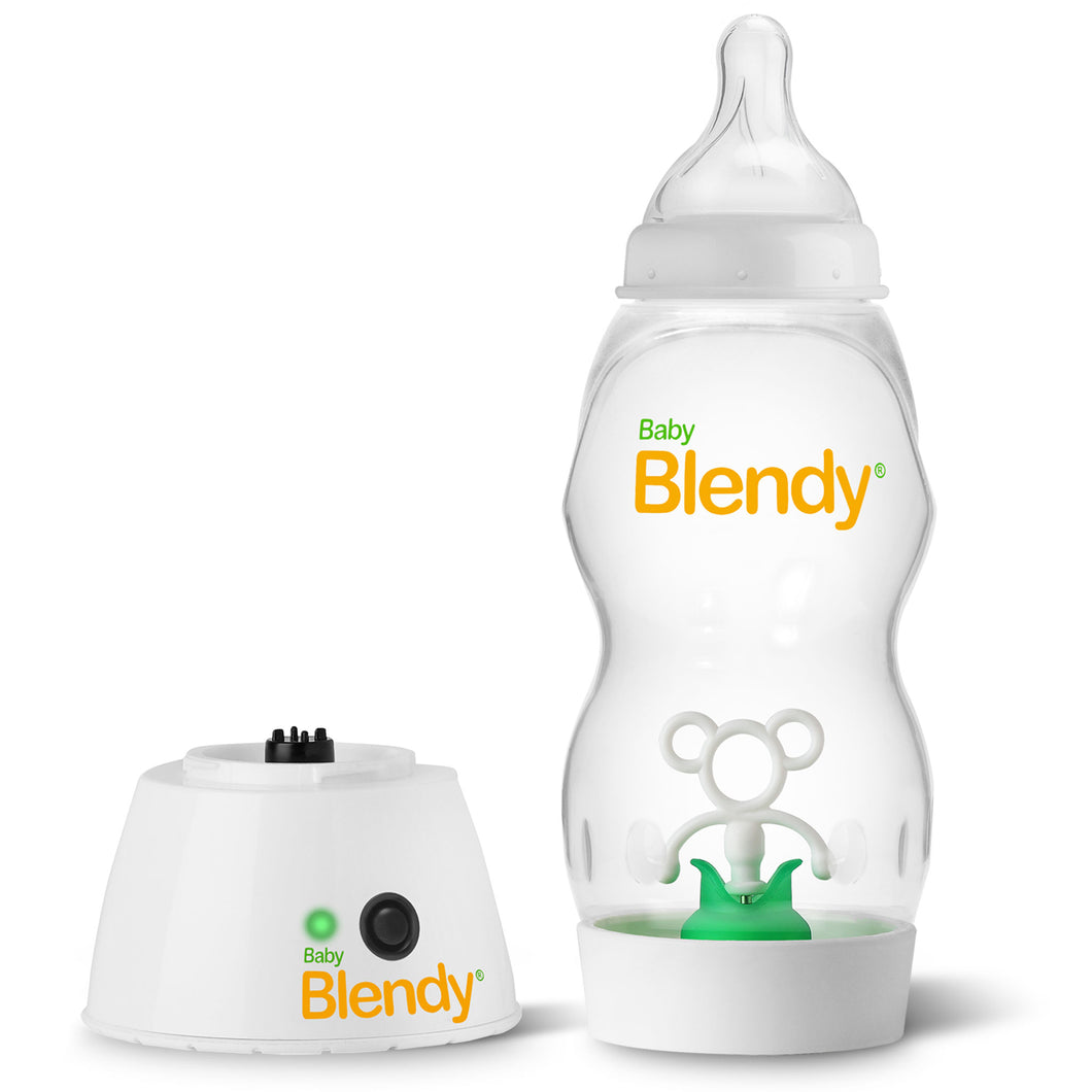 Portable Baby Bottle Blender (Starter Kit)