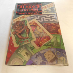 Albion's Dream by Roger Norman (HC, 1992) | Books & More Bookstore