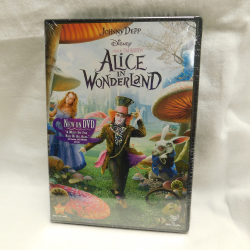 Alice in Wonderland (DVD, 2010, #103142) | Books & More Bookstore