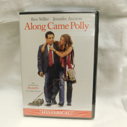 Along Came Polly (DVD, 2004, #24429) | Books & More Bookstore