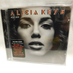 As I Am by Alicia Keys (2007 88697115132) | Books & More Bookstore