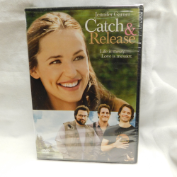 Catch & Release (DVD, 2007, #13889) | Books & More Bookstore