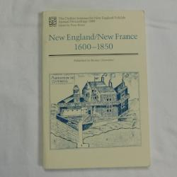 New England/New France 1600-1850 (PB, 1992) | Books & More Bookstore