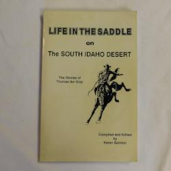 Life in the Saddle on the South Idaho Desert by Karen Quinton (PB, 1988) | Books & More Bookstore