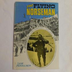 The Flying Norseman by Leif Hovelsen (PB, 1983) First Edition | Books & More Bookstore