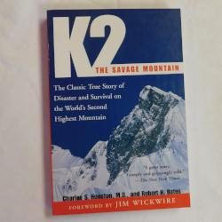 K2 The Savage Mountain by C. S. Houston and R. H. Bates (PB, 2000) | Books & More Bookstore