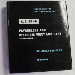 Psychology and Religion: West and East by C .G. Jung (HC, 1977) | Books & More Bookstore