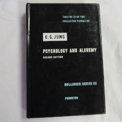 Psychology and Alchemy by C .G. Jung (HC, 1977) | Books & More Bookstore