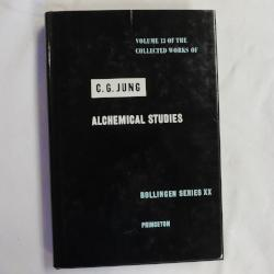 Alchemical Studies by C .G. Jung (HC, 1976) | Books & More Bookstore