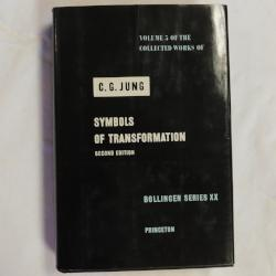 Symbols of Transformation by C .G. Jung (HC, 1976, Second edition) | Books & More Bookstore