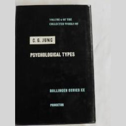 Psychological Types by C .G. Jung (HC, 1977) | Books & More Bookstore