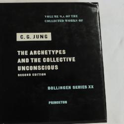 The Archetypes and the Collective Unconscious by C .G. Jung (HC, 1977) | Books & More Bookstore
