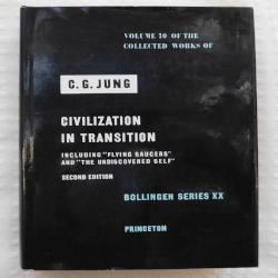 Civilization in Transition by C .G. Jung (HC, 1978) | Books & More Bookstore